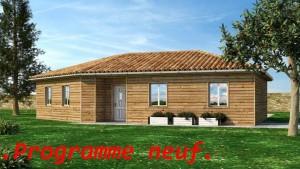 Maison bois à vendre chancelade en Dordogne