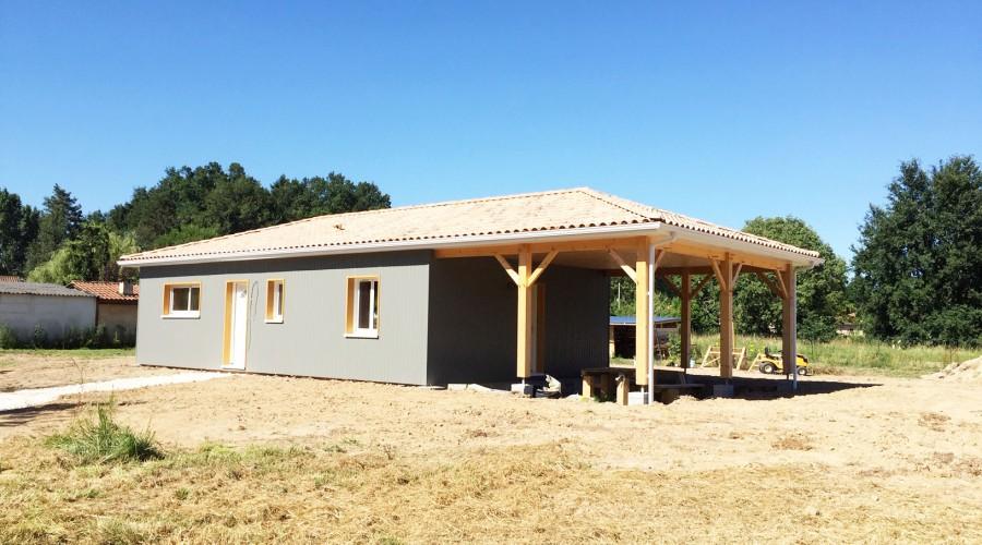le vigan-sarlat-périgord maisons bois-constructeur-terrain à vendre-maison à vendre- maison en bois- maison ossature bois
