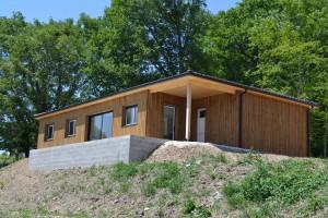 Perigord maisons bois, maison bois secteur Périgueux