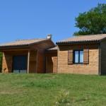 Plan Maison bois Hirondelle