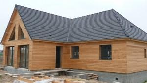 Epicéa maison bois constructeur