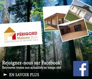 Périgord maison bois pub facebook