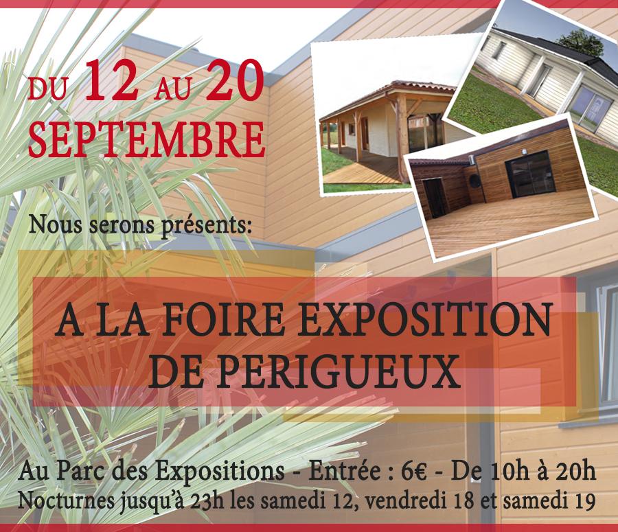 Foire exposition de Périgueux
