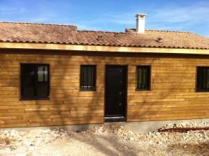 Maison bois exemples de réalisations