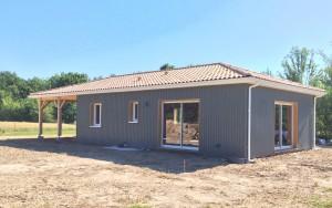 le vigan-sarlat-maison neuve-maison à construire-maison en ossature bois-terrain-maison + terrain