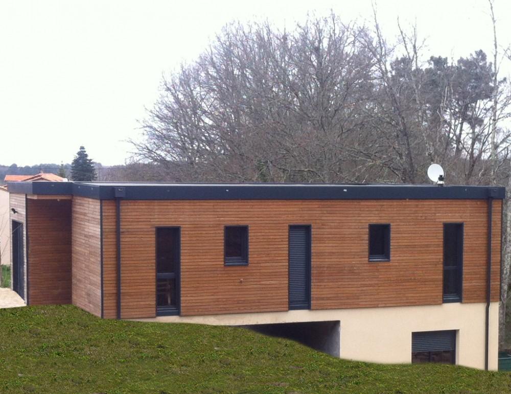 Maisons Frégate constructeur de maisons bois en Dordogne et Corrèze 24 maison BBC et RT 2012