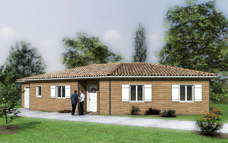 Maisons Périgord bois, constructeur de maisons individuelles en Dordogne, Lot et Corrèze, 24, 19, maison pas chère, RT 2012 (2)