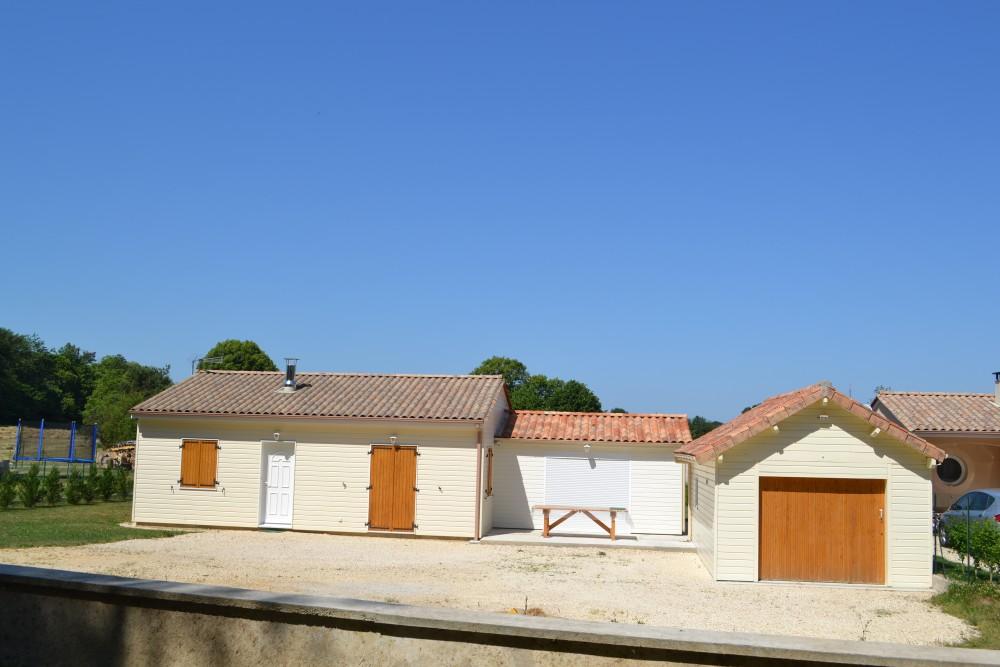 Maisons bois Aliénor constructeurs de maisons individuelles en Dordogne et Corrèze 24 19 BBC RT 2012 2