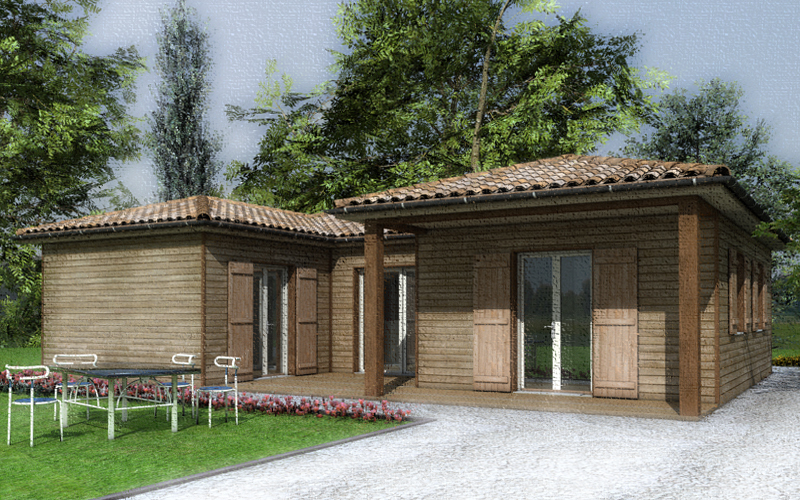 Maisons bois Aliénor constructeurs de maisons individuelles en Dordogne et Corrèze 24 19 BBC RT 2012 (5)