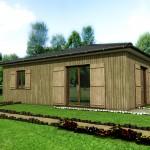 Maisons bois normes RT 2012, BBC, ecologique, constructeur de maison bois en dordogne 20, en corrèze