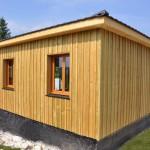 Maison bois PALOMBE