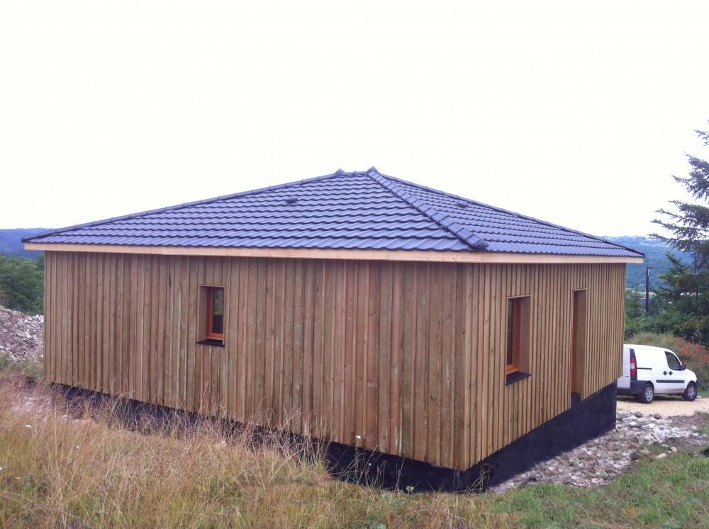 Maisons bois normes RT 2012, BBC, ecologique, constructeur de maison bois en dordogne 20, en corrèze (5)