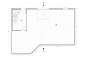 Plan maison bois Mesange