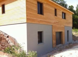 Maison bois Mesange