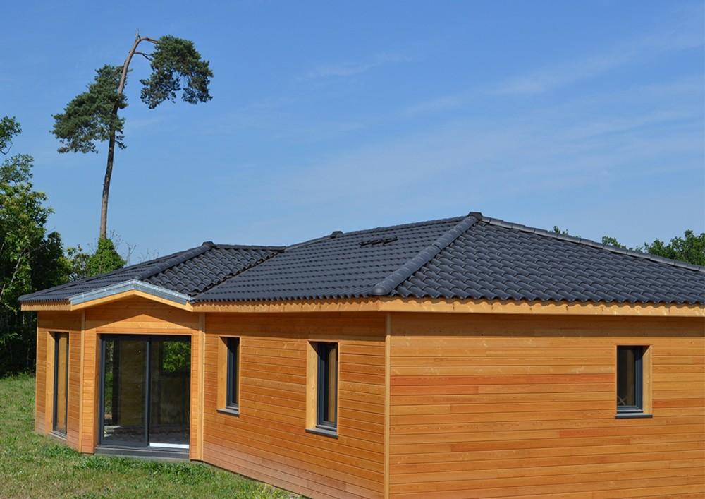 Maisons bois pas chère Périgord BBC RT2012, économique, Dordogne Lot et Corrèze 24 et 19 (6)