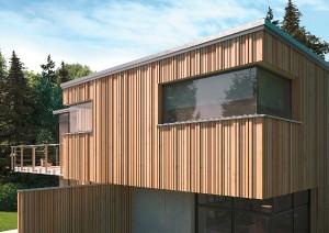 Meleze maisons bois constructeur