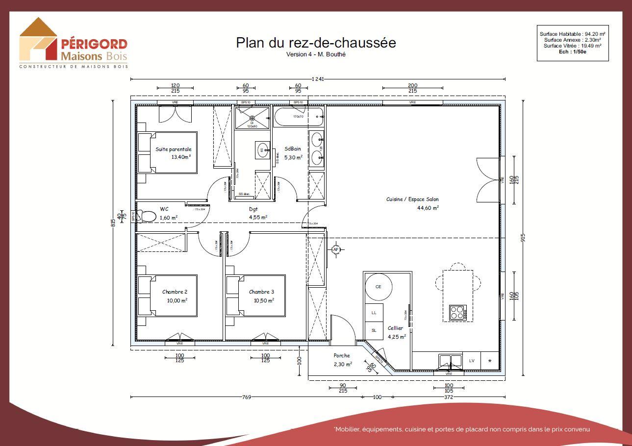 mérion-Périgord-maisons-bois-constructeur-maisons-individuelles-à-ossature-bois-dordogne-gironde-lot-corrèze-quetzal-plan