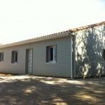 Maison Bois secteur Bergerac
