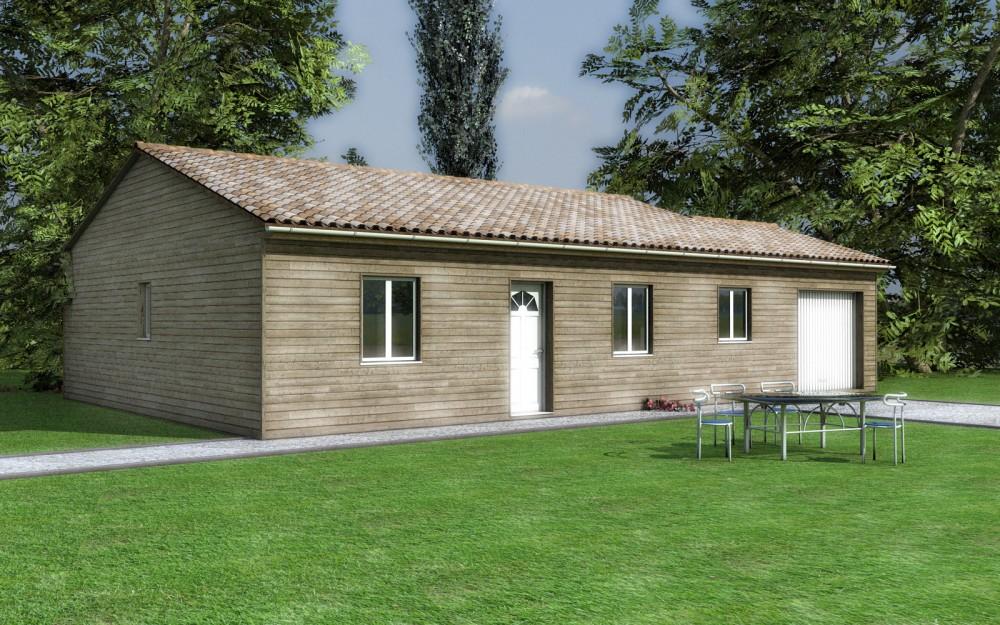 Plan Maison Bois Kiwi Le Prix Propos Par Notre Formule