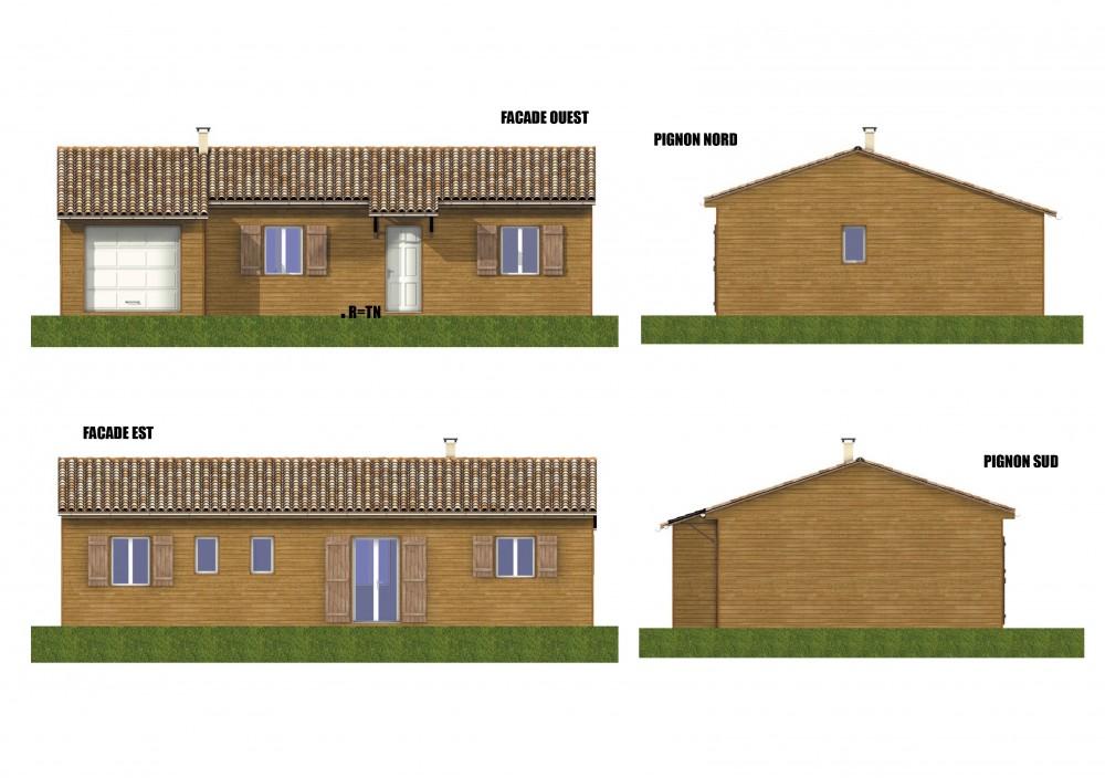 Périgord maisons bois, constructeur de maisons individuelles en Dordogne, maison pas chère, BBC, rt 2012, 24, 19, 46, maison pas chere  (1)