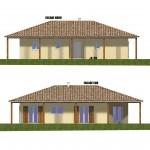 facades maison bois as chere, constructeur de maisons individuelles, maison en bois, rt 2012