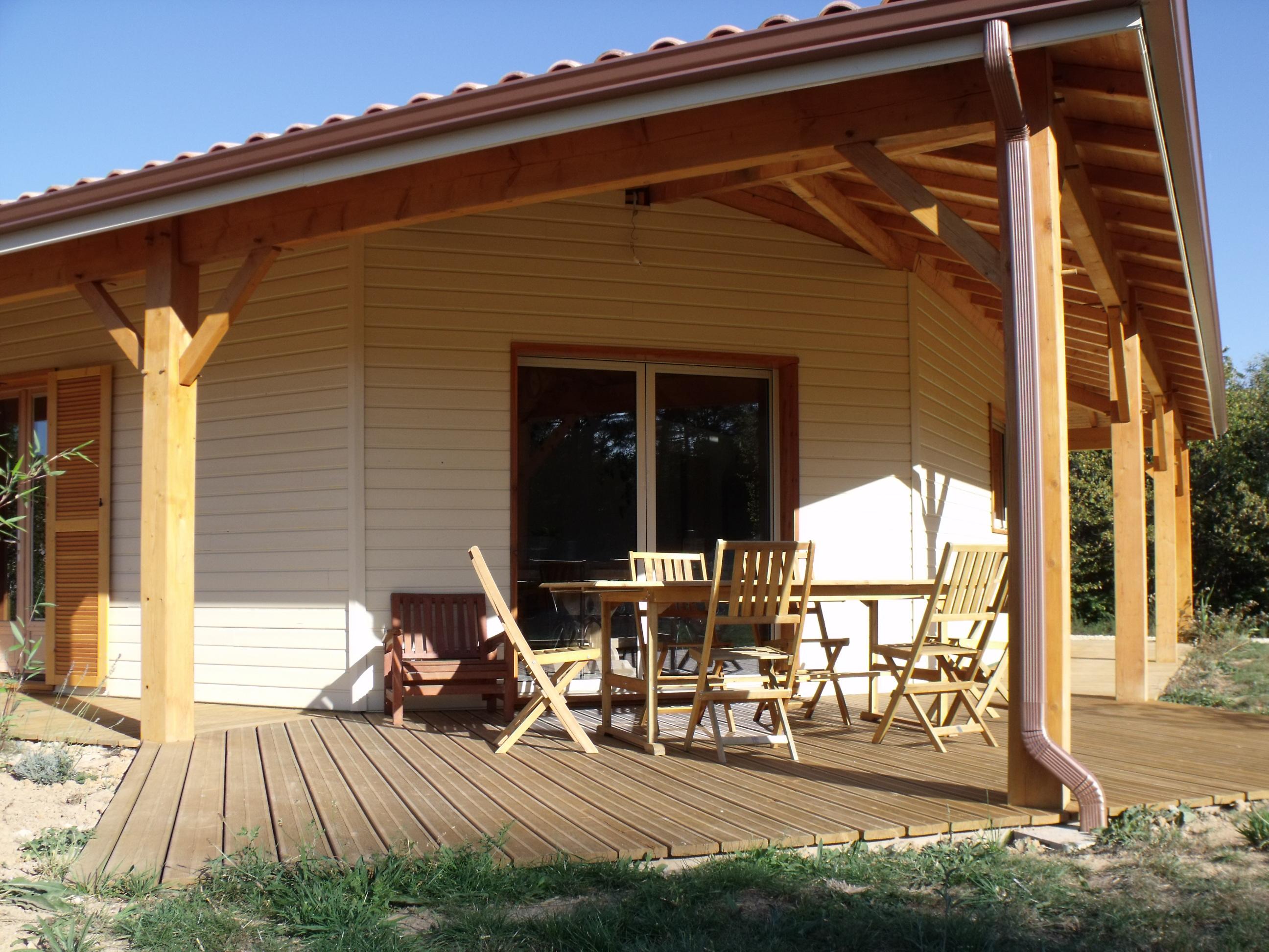Maison bois secteur p rigueux constructeur de maisons for Constructeurs maisons individuelles
