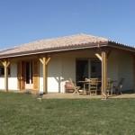 Maison Bois secteur Périgueux constructeur de maisons individuelles, maison en bois, rt 2012