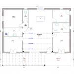 PC LABOUTADE-AUBY. plan maison perigord maisons bois, constructeur de maisons individuelles, maison en bois, rt 2012