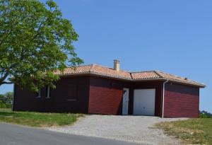 Maison bois Goeland