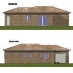 PC HADIBI.indd facades perigord maison bois constructeur de maisons individuelles, maison en bois, rt 2012