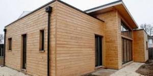 Pin maritime maisons bois constructeur