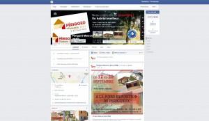 Périgord maisons bois Facebook