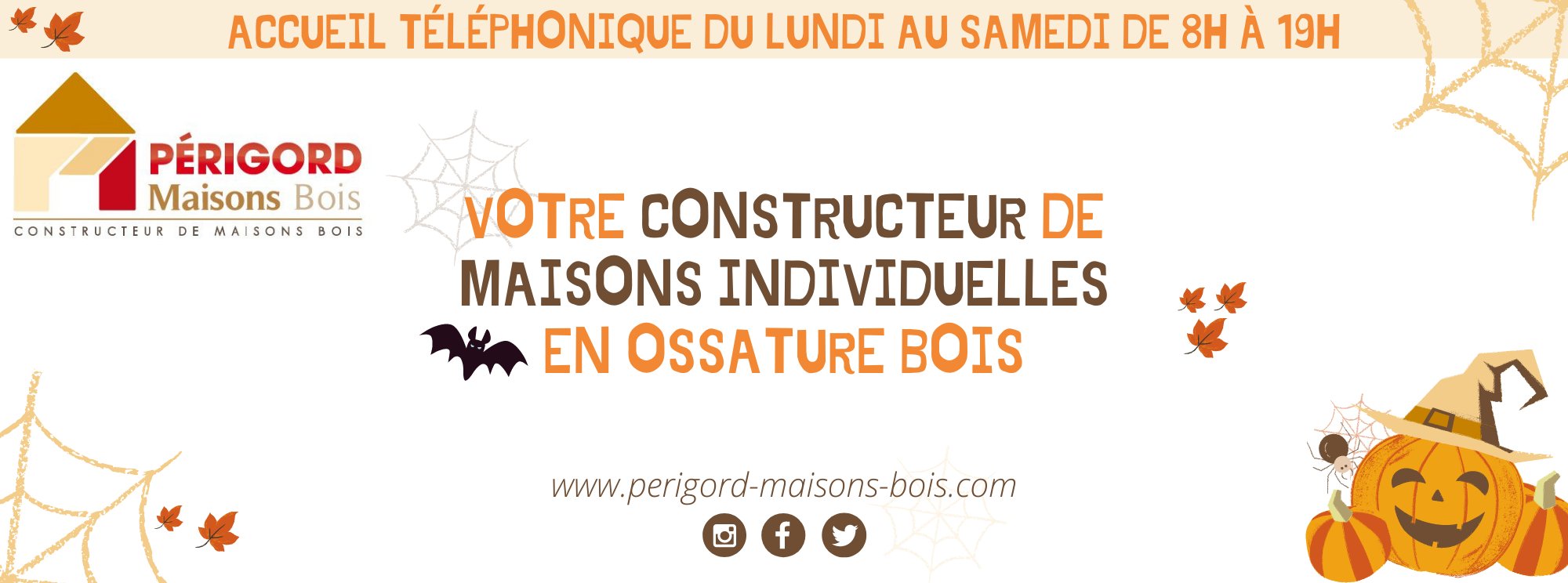 Site Web Bannière - mail-constructeur-de-maisons-individuelles-en-ossature-bois-périgord-maisons-bois