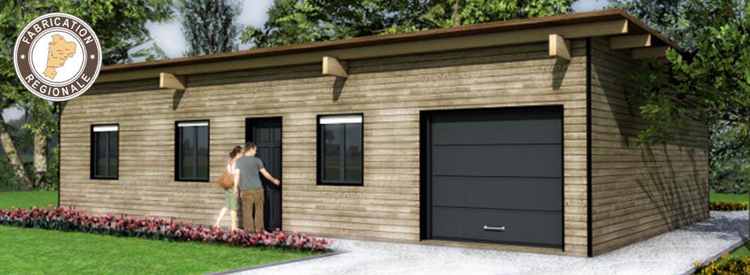 Constructeur maison bois dordogne segu maison for Constructeur maison bois 50