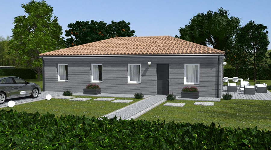 bouzic-sarlat-sarlat-la-caneda-maison-maison neuve-maison en ossature bois-terrain-terrain+maison-chalet-perigord maisons bois-périgord maisons bois-maisons bois
