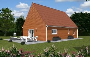 Sarlat-Sarlat-la-caneda-périgord maisons bois-maison bois-maisons en bois-maisons en ossature bois-chalet-périgourdine-maison+terrain-terrains-maisons-maison neuve