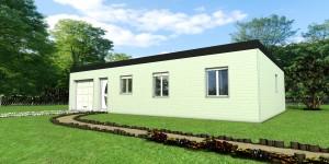 périgord maison bois blanche