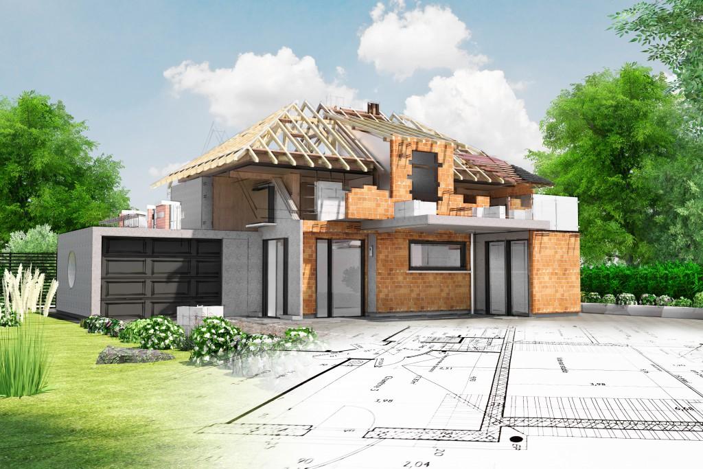 Construire une maison ossature bois p rigord maisons bois for Construire ossature bois