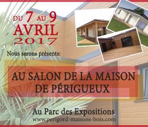 salon de la maison 2017 Périgueux-Périgord-Maisons-Bois-constructeur-RT2012-bbc
