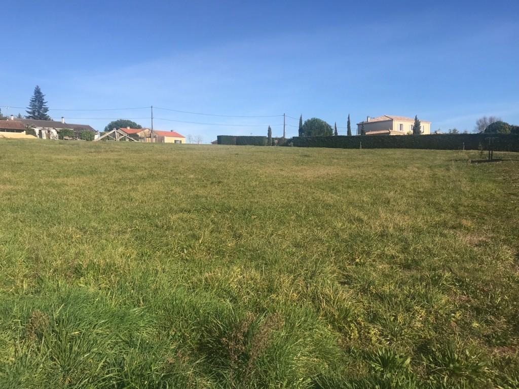 terrain à bâtir GINESTET (1)